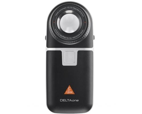 HEINE DELTAone Dermatascope Black-Silver